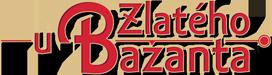 logo U Zlatého bažanta